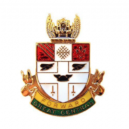 Great Central Railway Coat Of Arms Collectors Badge